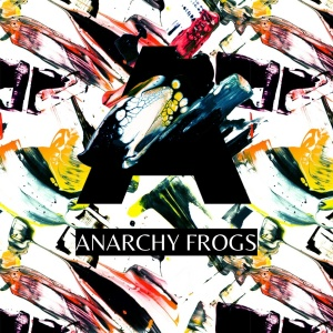 Anarchy Frogs Art